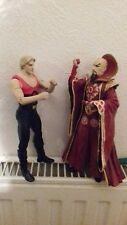 Neca Flash Gordon And Ming Figures As Seen Rare