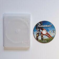 Xenoblade Chronicles (Nintendo Wii, 2011) NTSC Disc Only RPG