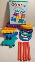 "Vintage 1992 It'S A RINGER! ""The rearrangeable Ring Toss Game"" by Discovery Toys"