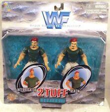 WWE/WWF JAKKS 2 TUFF SERIES 1 TRUTH COMMISSION RECON & INTERROGATOR    [MOC]
