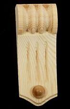 Holzzierteile Kiefer  ,Holzverzierung ,Schrank handgedrechselt , Neuware