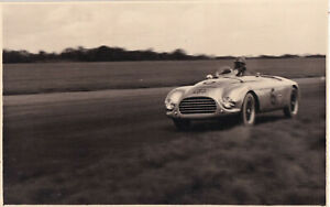 COOPER-MG,  DAILY EXPRESS TROPHY MEETING SILVERSTONE MAY 1952 PHOTOGRAPH.