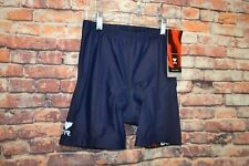Tyr Multi-Sport Race Cycling Shorts ~ Unisex S ~ Nwt
