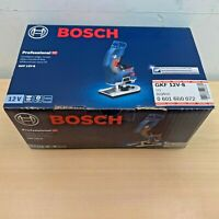 Bosch Professional 1600A001GJ GKF1600 Compact Fixed-Base Unit for the GOF 1600 CE