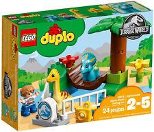 LEGO Duplo - 10879 Dino-Streichelzoo / Gentle Giants Petting Zoo - Neu & OVP