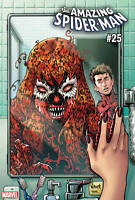 Amazing Spider-Man #25 Carnage-ized Variant Marvel Comics 2019 unread NM