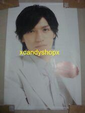 NEWS Concert Tour 2007 Japan official poster Nishikido Ryo