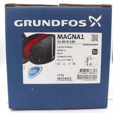 GRUNDFOS Magna 1 32-80 N 180 CIRCOLATORE POMPA IN ACCIAIO INOX 98254912 IVA incl