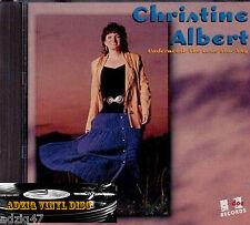 """♫ CD CHRISTINE ALBERT """"Por debajo de The Lone Star Sky"""" ♫"""