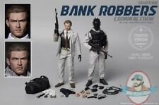1/6 Bank Robbers Criminal Crew Premium Version CT-006A by Craftone