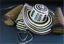 COLOMBIAN HAT~~FINO SOMBRERO VUELTIAO~~COLOMBIANO TRADITIONAL ALL SIZES AVAILAB