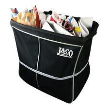 JACO TrashPro™ Car Trash Can Organizer with Leakproof Litter & Garbage Bag