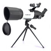 Visionking Powerful 80X400 Refractor Astronomical Telescope Spotting Scope Space
