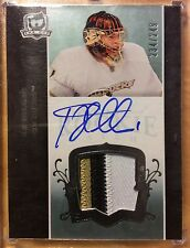 2007-08 The Cup Jonas Hiller Rookie Auto Patch #234/249