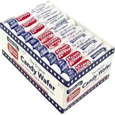 Necco Wafers Candy They are Back Full Case 24 Rolls Free Ship