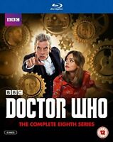 Doctor Who – The Complete Eighth Series [Blu-ray] [2014] [Region Free] [DVD]