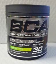 Cellucor, BCAA, COR-Performance B-BCAA,30 Servings Lemon Lime, 9.52 oz