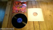 Cream Disraeli Gears UK Stereo LP A2/B3 Front Laminated 1967 REACTION 594003