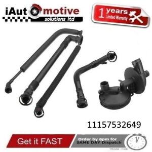 For BMW 3 Series 316 318 E46 N42/N46 Engine CRANK CCV CASE VENT VALVE HOSES KIT
