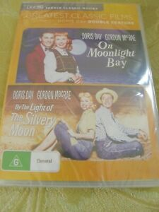 Doris Day - On Moonlight Bay / By The Light Bay of the Silvery - *Free Std Post*