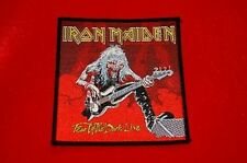 Iron Maiden Fear Of The Dark Live sew-on cloth patch  (ro)