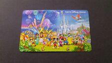 Carte brillante * Tokyo parc Disney resort * happy prive