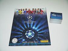 Panini sticker Uefa Champions League 2013-2014 UCL album + sticker 295 pcs.