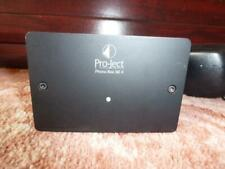 Pro-Ject Phono Box SE II MM/MC Preamplifier with Power Supply-Superb Sound