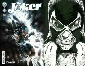 JOKER #2 2ND PRINT VARIANT SET MATTINA COVER + 1:25 HAIRSINE 1ST APP VENGEANCE!