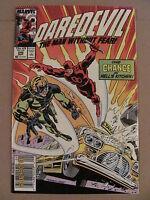 Daredevil #246 Marvel Comics NETFLIX 9.2 Near Mint- Newsstand Edition