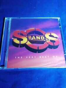 SOS Band - The very best of 2CD  - Like  NEW