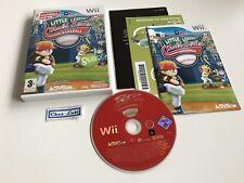 Little League World Series Baseball - Nintendo Wii - FR - Avec Notice