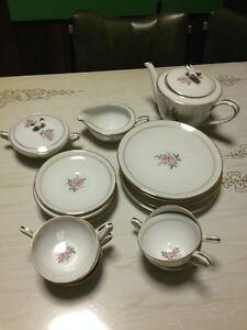 Noritake #5510 Daryl Tea Set