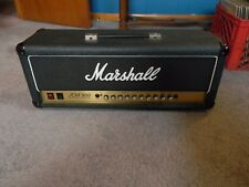 1990 Marshall JCM 900 50 Watt Hi-Gain Dual Reverb Model 4500 Head !