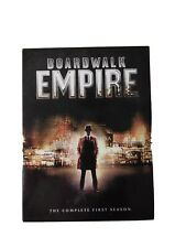 New listing Boardwalk Empire: The Complete First Season (Dvd, 2012, 5-Disc Set)