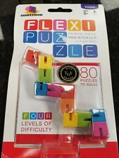 NEW Brainwright Flexi Cube Bendy Stretchy 3D Brain Puzzle sealed