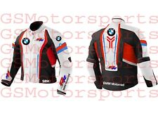 New BMW Motorrad leather racing jacket All size Available