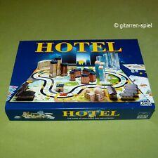 Hotel - Das Spiel aus der luxuriösen Welt der Traumhotels Blau Gelb rar 1A Top!