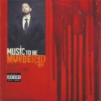 Eminem - Music to Be Murdered (CD) [PA] Explicit Brand New & Sealed