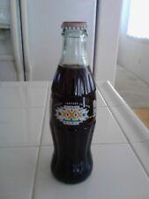 Superbowl XXX 1996 Coca Cola Bottle
