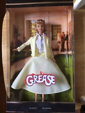 MIB! 2004 BARBIE GREASE SANDY COLLECTOR DOLL