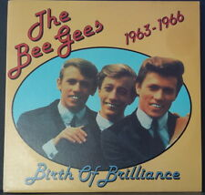 THE BEE GEES 1963-1966 BIRTH OF BRILLIANCE 1978 INFINITY 2LP's OZ COMP L45813/4