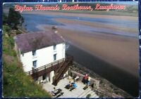 Wales Dylan Thomas's Boathouse Laugharne - posted 1997