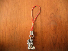bijou de portable chaussette cadeaux de noël 20x12