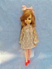 "vintage takara Miss crissy town japan doll 17"""