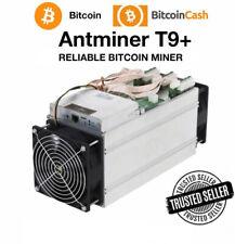 Bitmain Antminer T9+ 10.5T Bitcoin ASIC MINER