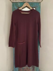 Gudrun Sjoden  Cotton PlatedTunic Size S (10)