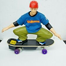 Mattel 2001 Tyco Tony Hawk Birdhouse RC Skateboard No Battery Untested
