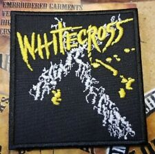 White Cross patch