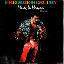 FREDDY MERCURY made in heaven (remix) / she blows hot and cold 45RPM UNRELEASED
